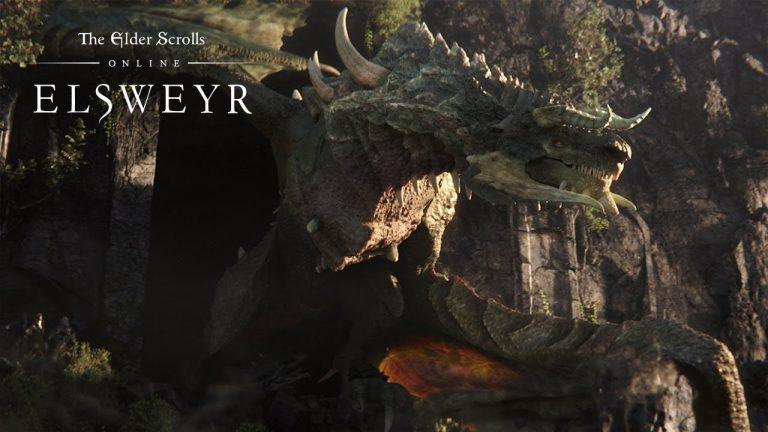 The Elder Scrolls Online – le Chapitre Elsweyr sortira début juin