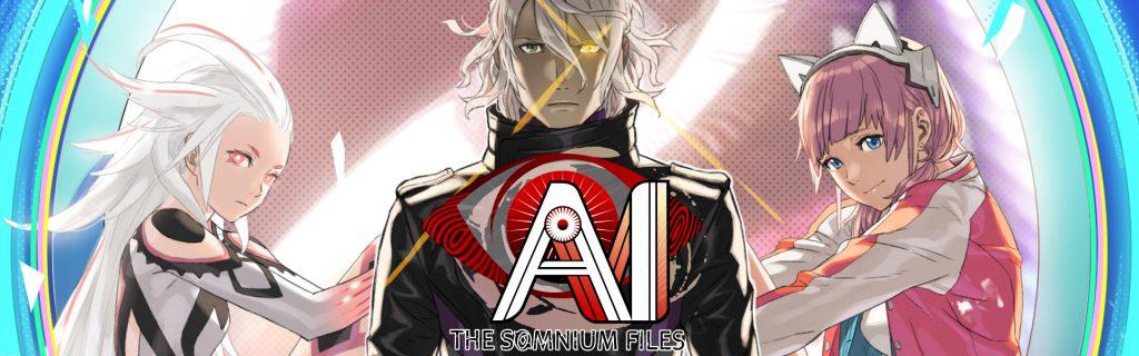 AI : The Somnium Files