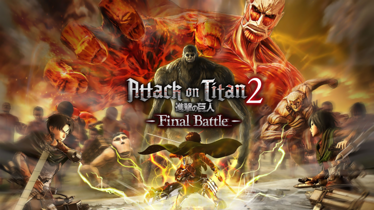 Attack on Titans 2 : Final Battle – Un nouveau trailer avant la sortie du jeu