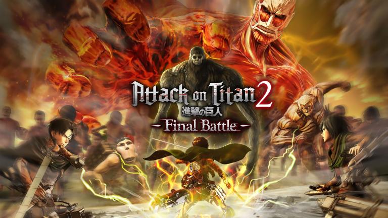 TEST – Attack on Titan 2 : Final Battle