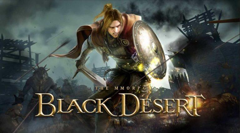 Black Desert Online – Ravalement de façade et jeu concours !