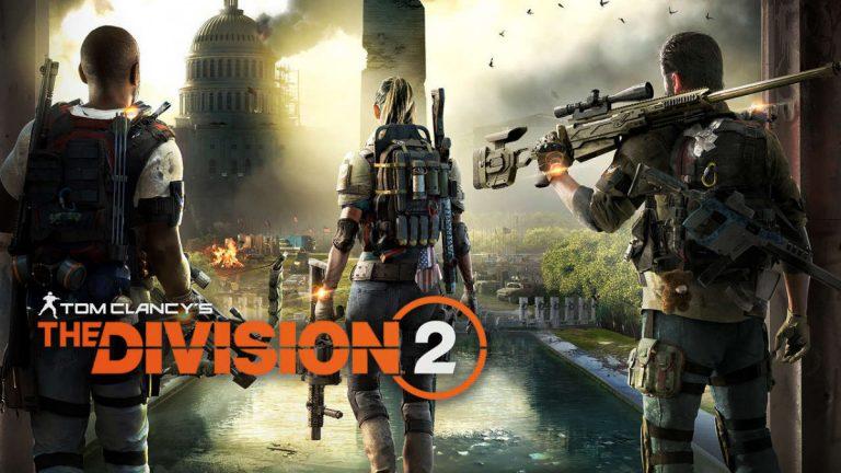 Division 2 – Un raid à 8 joueurs, une première!