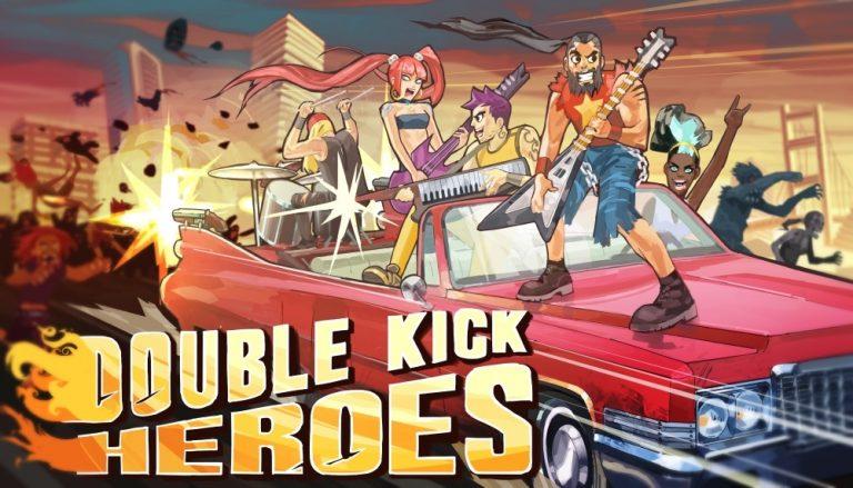 Double Kick Heroes – Dévoile son gameplay très arcade en vidéo