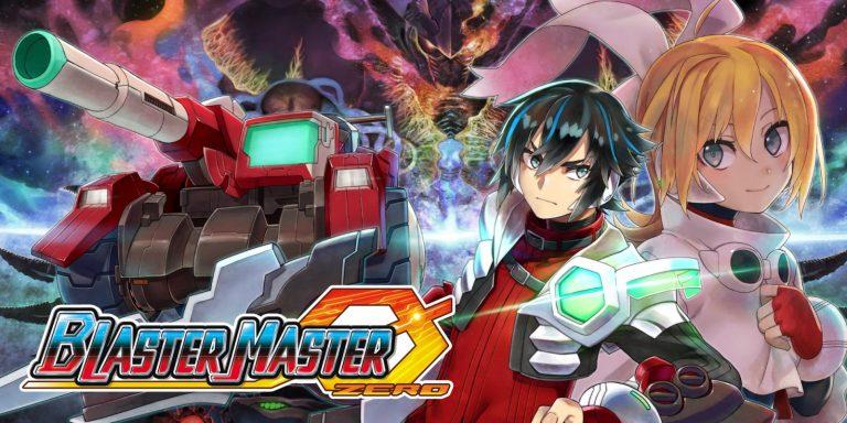 Blaster Master Zero – La version PC sortira en juin