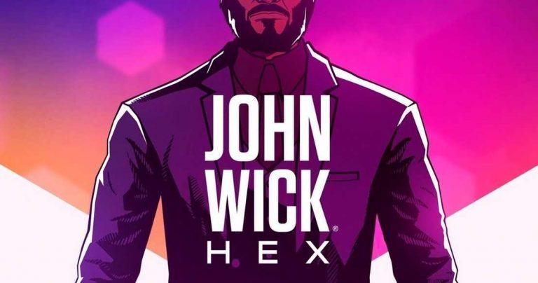 John Wick Hex – Annoncé sur les consoles et PC