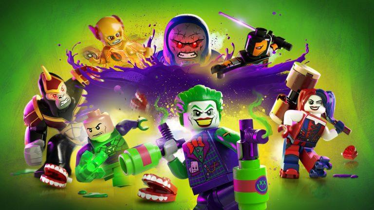 LEGO DC Super-Vilains – La Ligue des Justiciers débarque dans un monde de brique