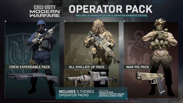 Call of Duty : Modern Warfare – Nouveau moteur graphique, pas de zombie, mode Spec Ops de retour…