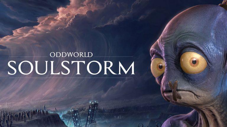 [Conférence PlayStation 5]-Oddworld: Soulstorm- Abe débarquera aussi sur PlayStation 5 et s'exhibe en vidéo