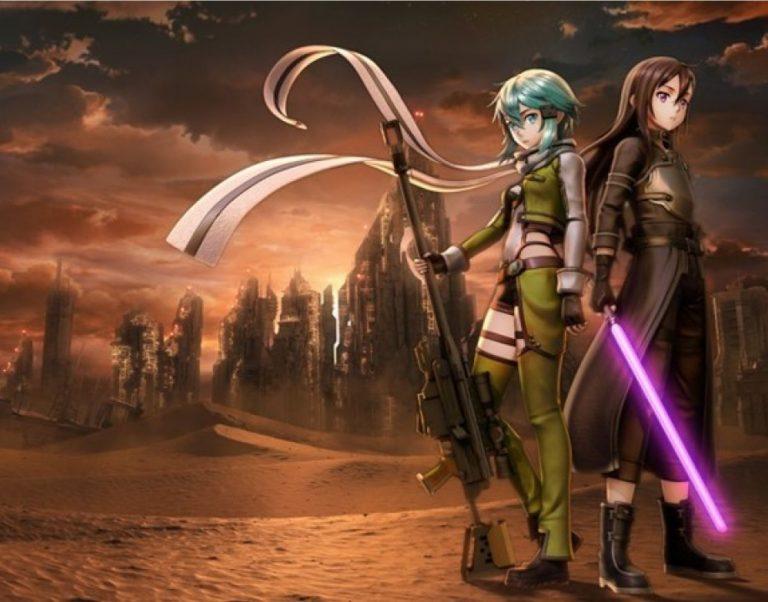 Sword Art Online – Une date de sortie pour le jeu sur Switch
