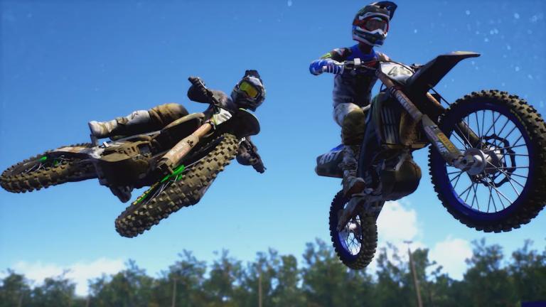 MXGP 2019 –  Milestone dévoile son jeu de moto en vidéo