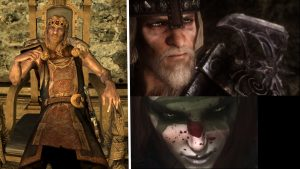 Skyrim evolution