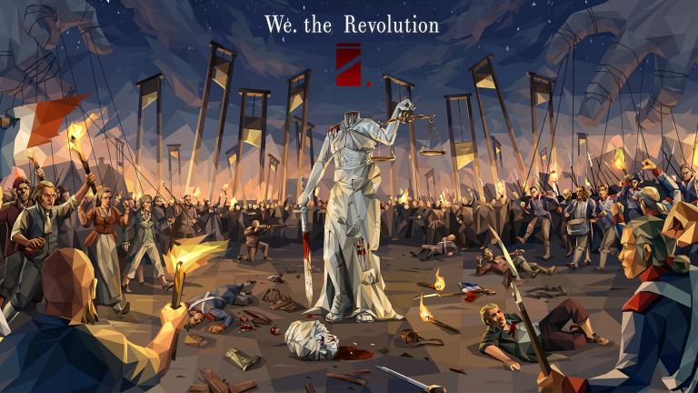 We. The Révolution – Date de sortie sur consoles
