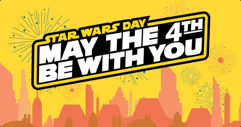 May the fourth – A long time ago…