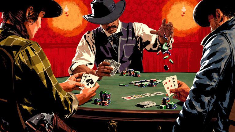 Red Dead Online – Des hors-la-loi et du poker