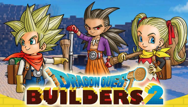 Dragon Quest Builders 2 – Des Packs en DLC annoncés