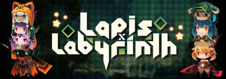 Lapis X Labyrinth – A présent disponible!