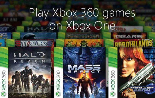 Xbox One – Deux nouveaux jeux rétrocompatibles
