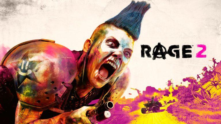 RAGE 2 – Le trailer de lancement dévoilé par Bethesda