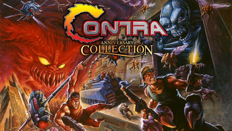 Contra Anniversary Collection – Le line-up complet dévoilé par Konami