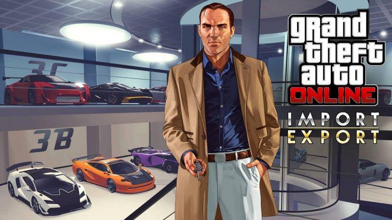 GTA Online – Semaine spéciale Import-Export
