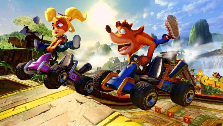 Crash Team Racing : Nitro Fueled – Découvrez les codes de triche du jeu