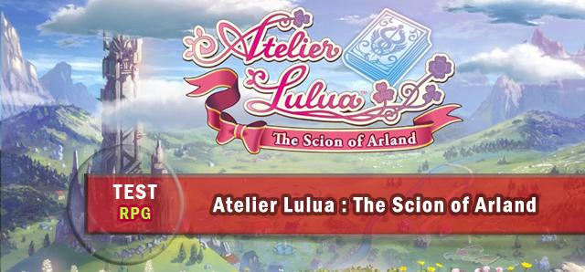Atelier Lulua présentation