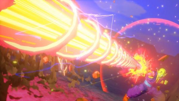 Dragon ball Z Kakarot – De nouvelles images du jeu dévoilées