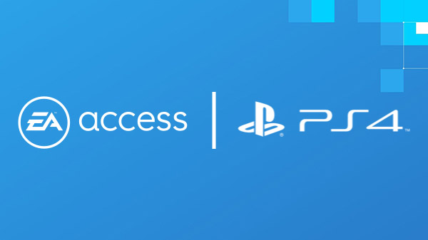 EA Access – La version PlayStation 4 arrive fin juillet