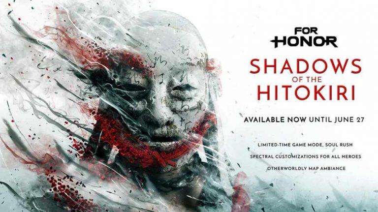 E3 2019 – For Honor : Shadows of the Hitokiri