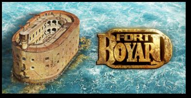 Fort Boyard - Le fort