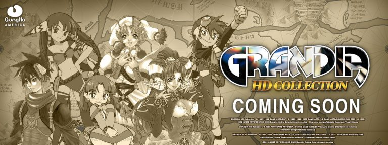 Grandia HD Collection – De nouvelles informations à l'E3