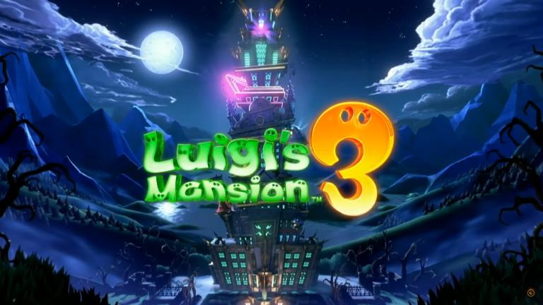 E3 2019 Luigi's Mansion 3 – Deux vidéos de gameplay