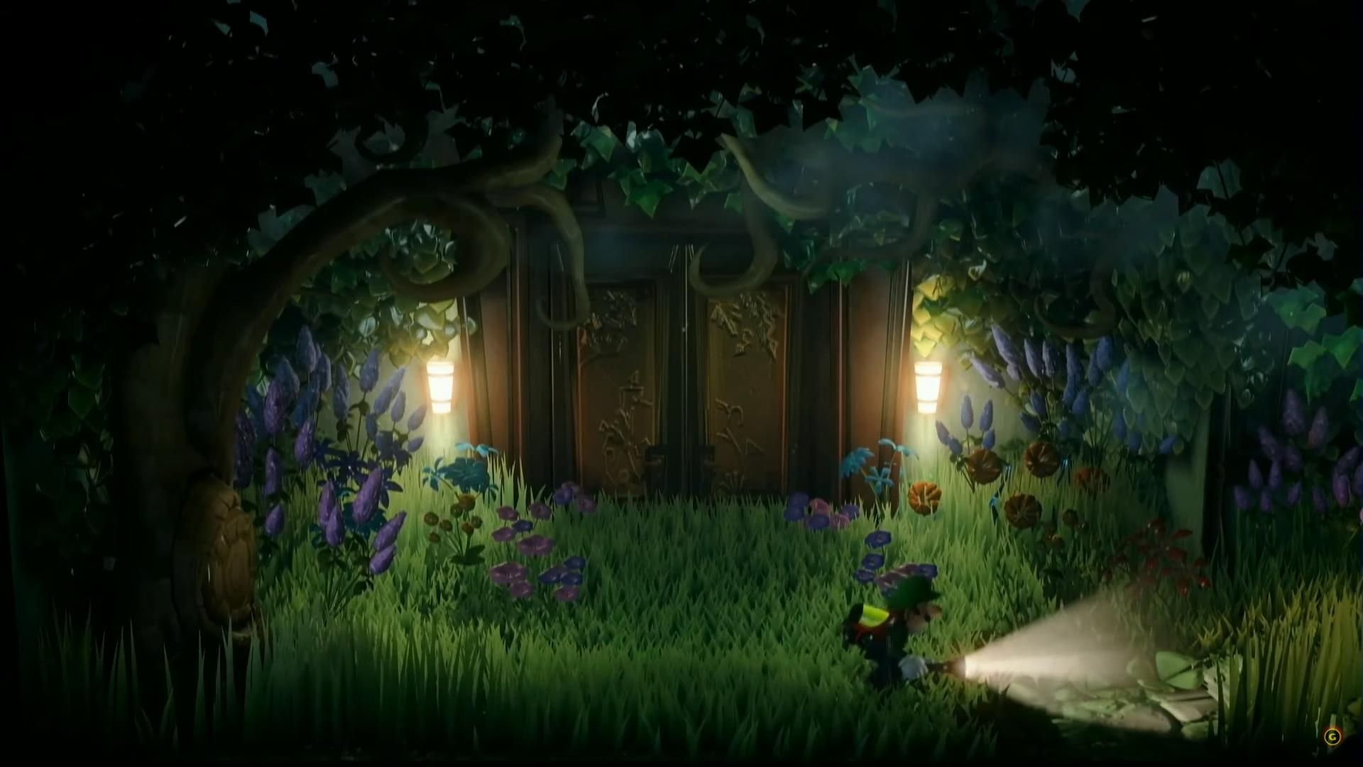 Luigi's Mansion 3 environnement 2