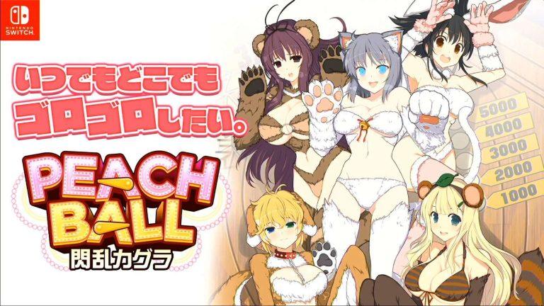 Senran Kagura: Peach Ball – Débarque en Europe prochainement