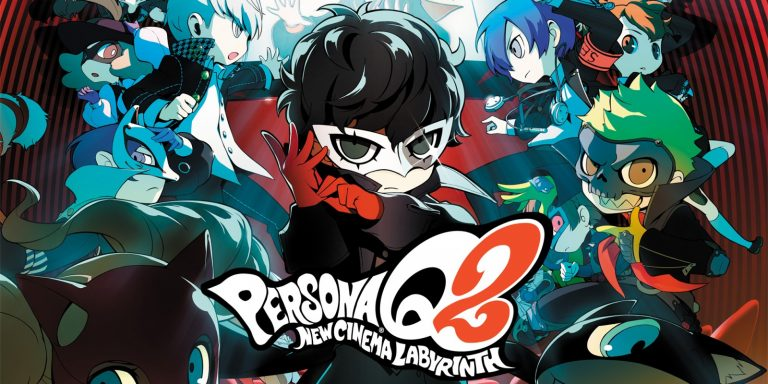 Persona Q2 : New Cinema Labyrinth – Disponible aujourd'hui
