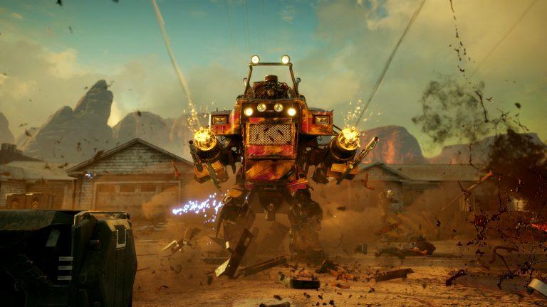 E3 2019 – Un nouveau DLC pour Rage 2 annoncé !