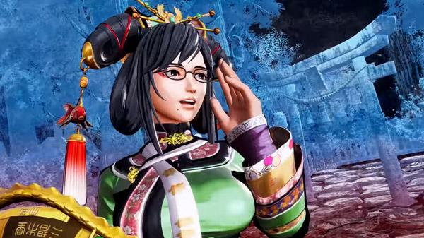 Samurai Shodown – Wu Ruixiang entre en scène avec un nouveau trailer