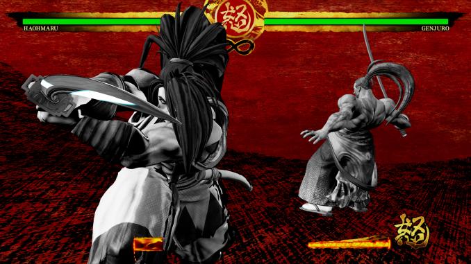Samurai Shodown mise en avant