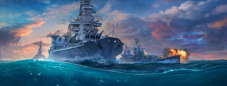 World of Warships – Un nouveau mode Battle Royale