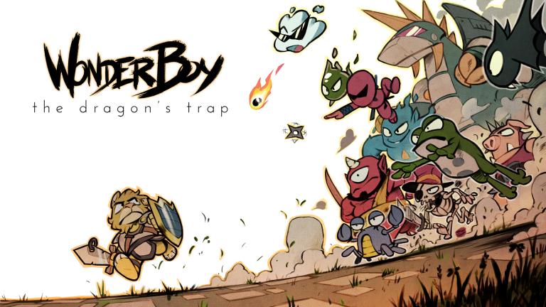 TEST – Wonder Boy : The Dragon's Trap