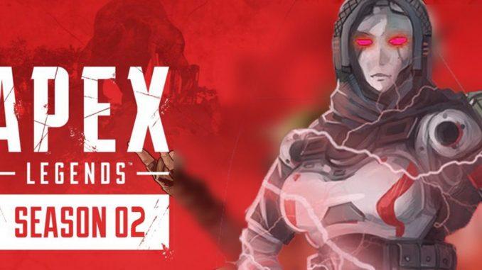 Apex Legends saison 2