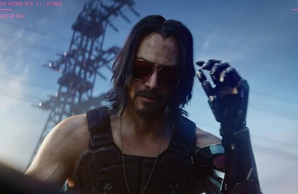 Cyberpunk 2077 – Voit sa date de sortie décalée d'un mois