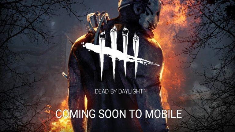 Dead by Daylight – Une sortie sur mobile