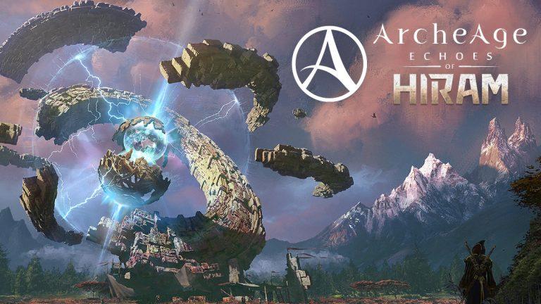 ArcheAge – Les Echos d'Hiram résonnent sur les Terres