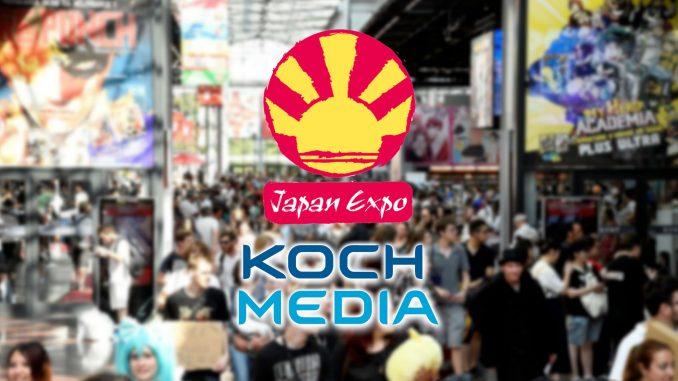 koch media japan expo
