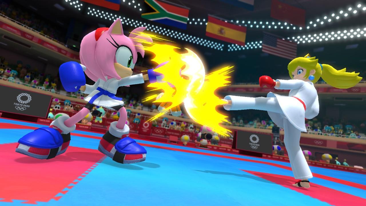mario-sonic-aux-jeux-olympiques-de-tokyo-2020 Nintendo