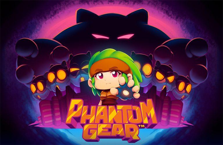 Phantom Gear – Une démo et une vidéo pour le jeu Megadrive