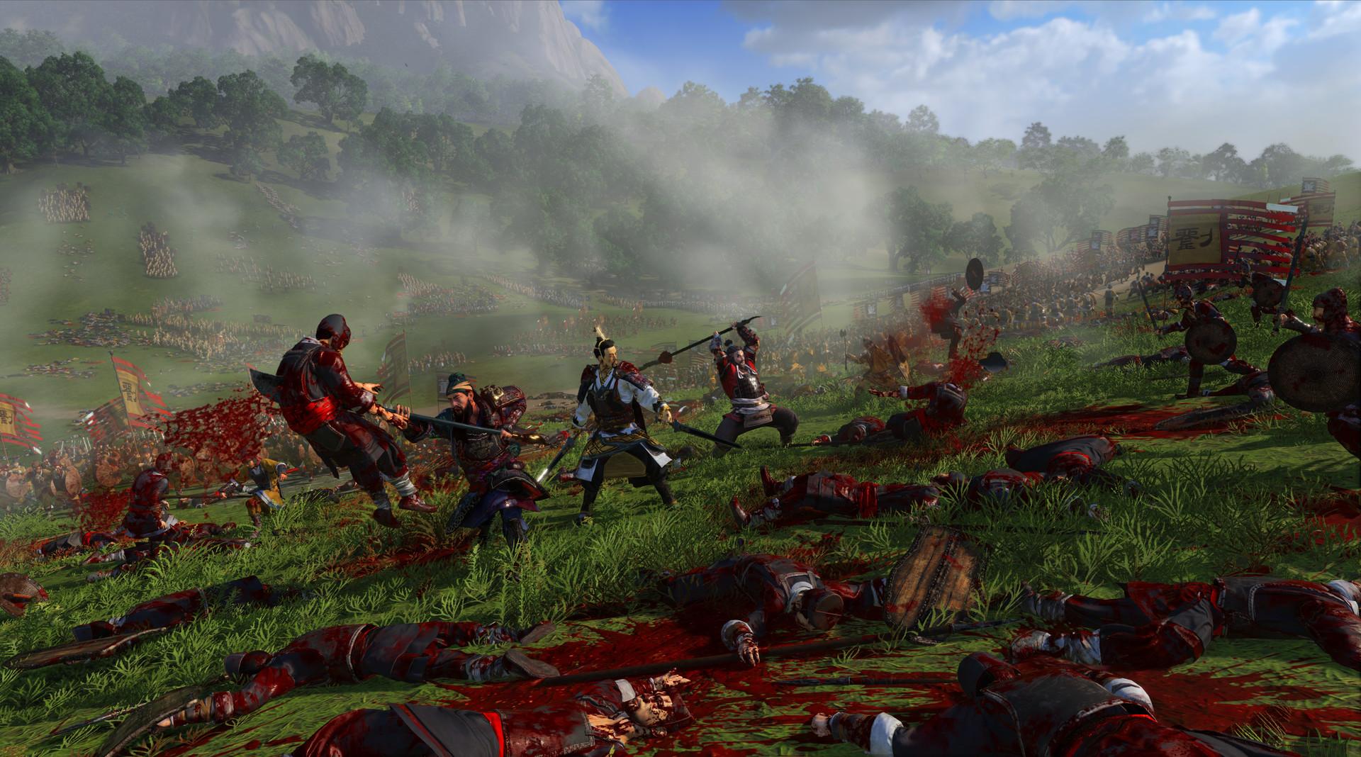 Total War : Three Kingdom