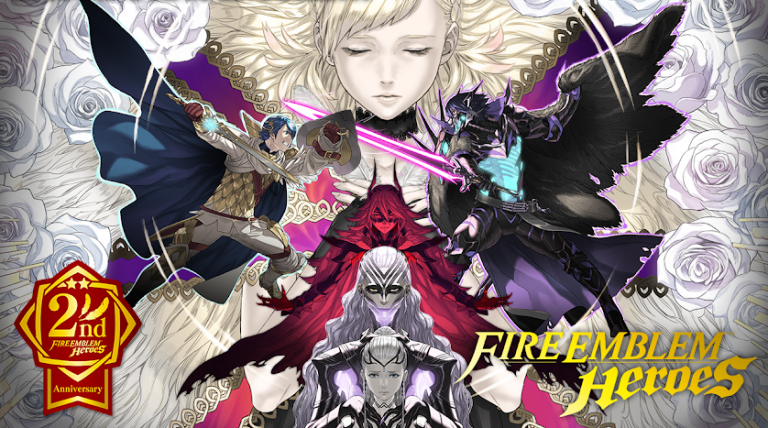 Fire Emblem Heroes – Quatre nouveaux héros s'ajoutent au casting