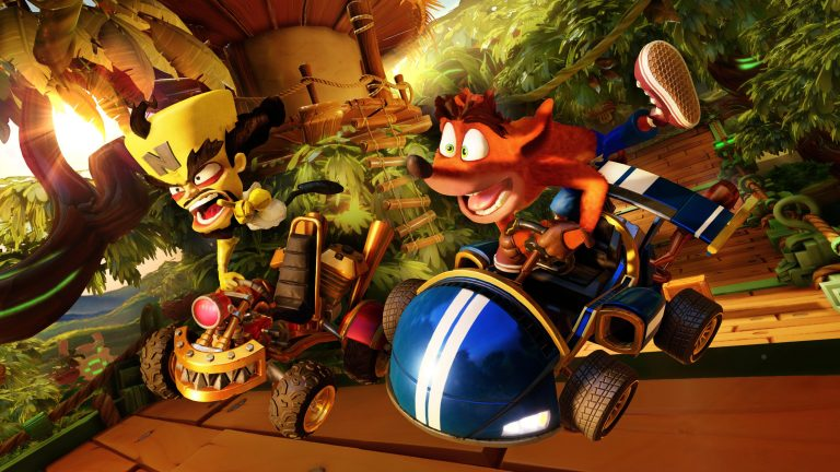 Crash Team Racing Nitro Fueled – Le premier Grand Prix arrive !